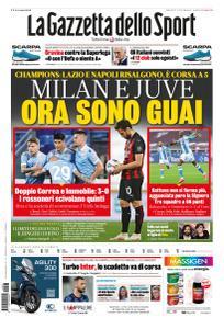 La Gazzetta dello Sport Nazionale - 27 Aprile 2021