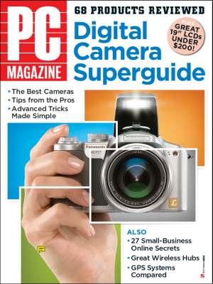 PC Magazine - Digital Camera Super Guide - June 27 2006