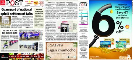 The Guam Daily Post – September 15, 2019