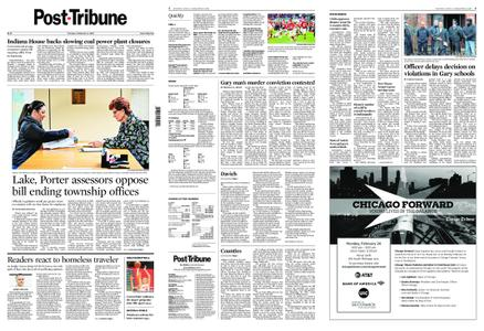Post-Tribune – February 04, 2020