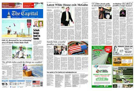 The Capital – August 30, 2018