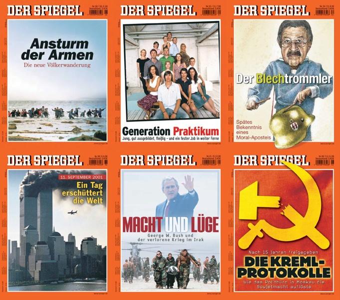 Der Spiegel - Jahressammlung 2006