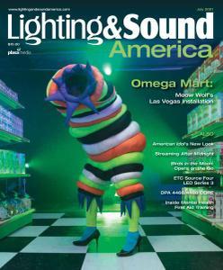 Lighting & Sound America - July 2021