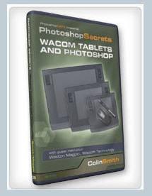Photoshop Cafe Wacom Tablet and Photoshop Training