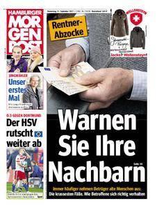Hamburger Morgenpost - 21. September 2017