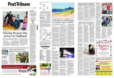 Post-Tribune – July 08, 2019