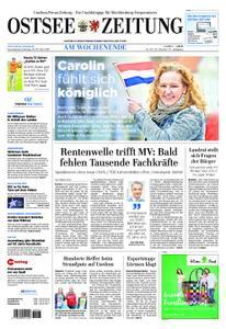 Ostsee Zeitung Wolgast - 18. Mai 2019