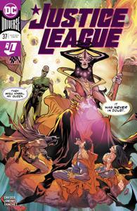 Justice League 037 2020