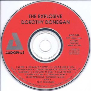 Dorothy Donegan - The Explosive Dorothy Donegan (1980) {1994 Audiophile} **[RE-UP]**
