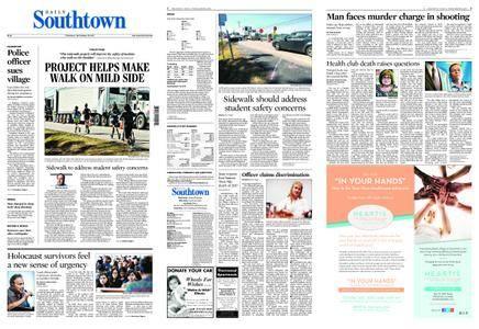 Daily Southtown – September 21, 2017