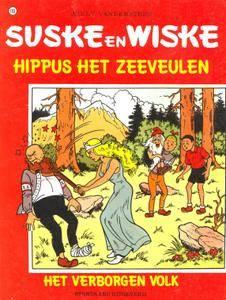 Suske En Wiske - 193 - Hippus Het Zeeveulen  Het Verborgen Volk