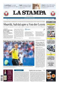 La Stampa - 3 Agosto 2019