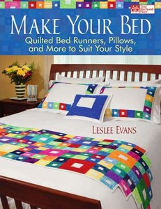 Make Your Bed: Quilted Bed Runners, Pillows, and More to Suit Your Style (repost)