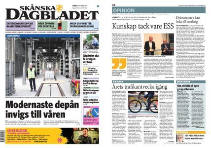 Skånska Dagbladet – 17 september 2019