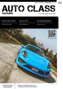Auto Class Magazine - Giugno 2017