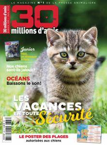 30 Millions d'Amis N°363 - Juin 2018