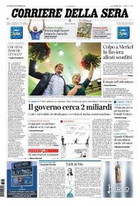 Corriere della Sera – 15 ottobre 2018