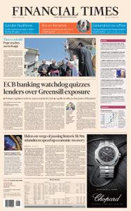 Financial Times USA - March 8, 2021