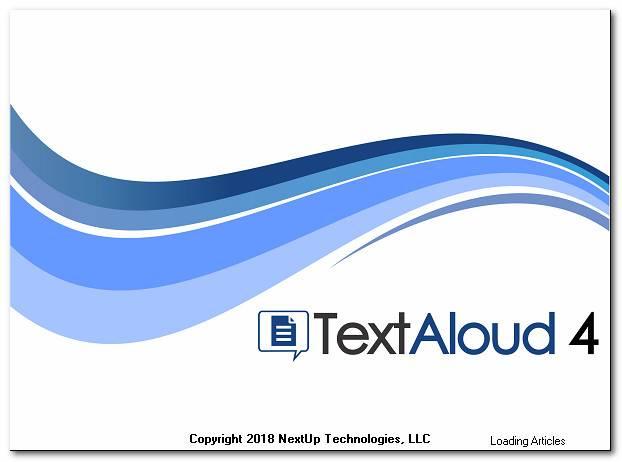 NextUp TextAloud 4.0.28