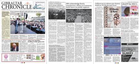 Gibraltar Chronicle – 02 May 2018