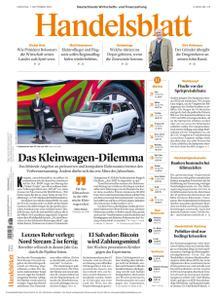 Handelsblatt - 07 September 2021