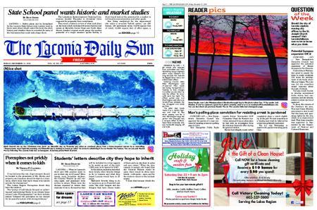 The Laconia Daily Sun – December 21, 2018