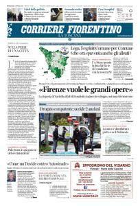 Corriere Fiorentino La Toscana - 11 Aprile 2018