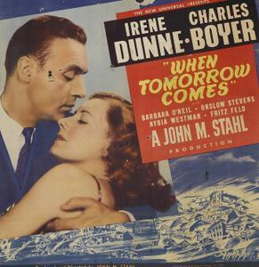 When Tomorrow Comes (1939)