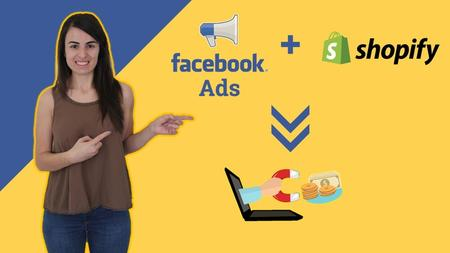 Facebook Ads MasterClass for e-commerce and Dropshipping