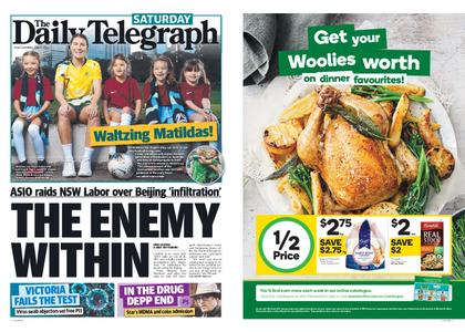 The Daily Telegraph (Sydney) – June 27, 2020