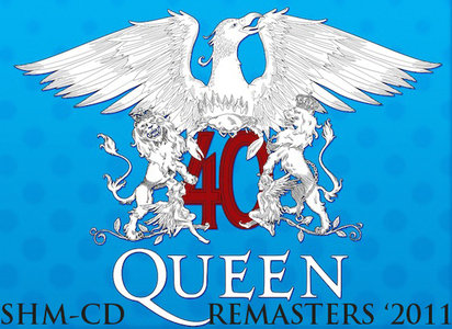 Queen - 40th Anniversary Series: 36x SHM-CDs - Digital Remaster '2011 [Japanese Limited Releases] RE-UPPED