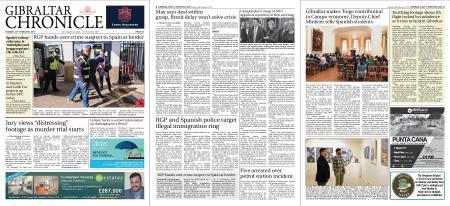 Gibraltar Chronicle – 26 February 2019