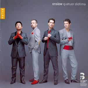 Quatuor Diotima - George Onslow: String Quartets Op. 54-56 (2009)