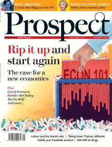 Prospect Magazine - Issue 266 - May 2018