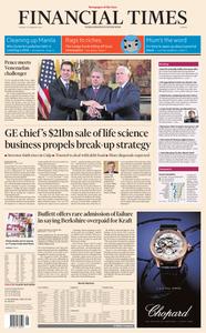 Financial Times Europe – 26 February 2019