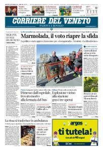Corriere del Veneto Padova e Rovigo – 25 settembre 2018