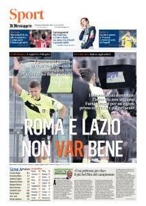 Il Messaggero Il Lunedì dello Sport - 31 Dicembre 2017