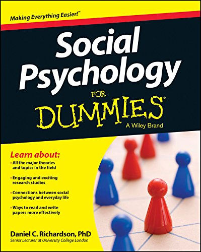 Social Psychology For Dummies [Repost]