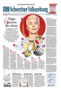 Schweriner Volkszeitung Hagenower Kreisblatt - 28. März 2020