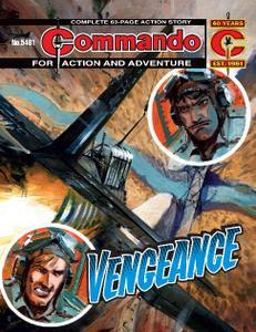 Commando No 5481 2021 HYBRiD COMiC eBook