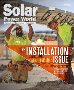 Solar Power World - March 2019