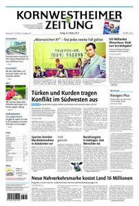 Kornwestheimer Zeitung - 20. Oktober 2017