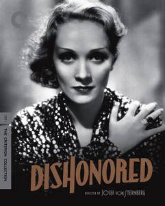 Dishonored (1931) [Criterion Collection]