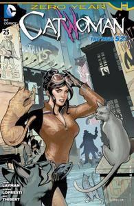 Catwoman 025 2014 Digital