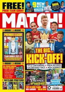 Match! - August 10, 2021