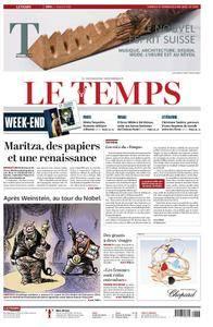Le Temps - 05 mai 2018