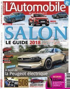 L'Automobile Magazine - Octobre 2018