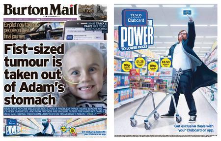 Burton Mail – October 01, 2020