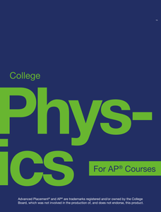 The College Physics for AP Courses