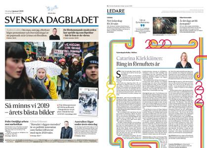 Svenska Dagbladet – 01 januari 2020